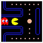 Pacman - Bildausschnitt