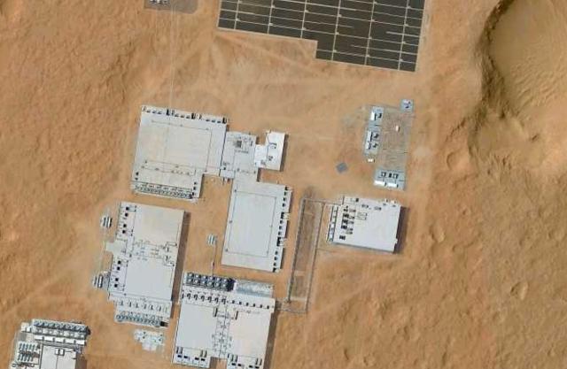 Rechenzentrum auf dem Mars