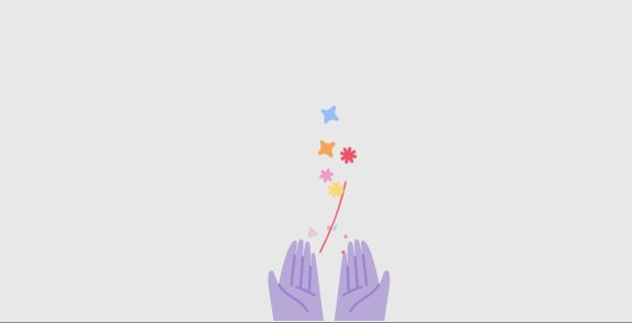 """Facebook zeigt eine Animation bei den Worten """"Alles Gute """""""