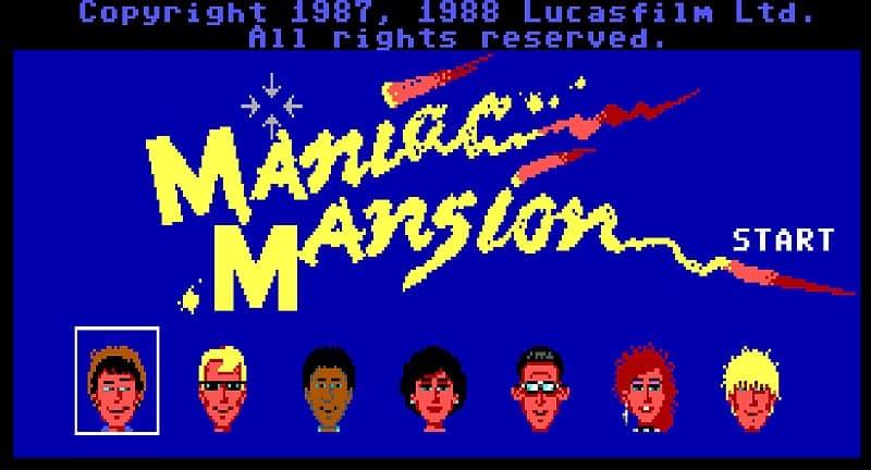 Das Spiel mit der Grafik von 1993