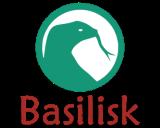 Logo des Basilisk Browsers