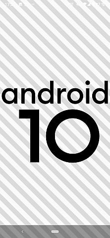 Anzeige der Android Version