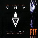 CD Cover VNV Nation / Praise The Fallen