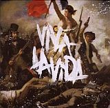 CD Cover Viva la Vida