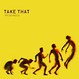 CD Cover: Take That / Progress