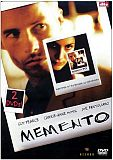 DVD Cover  Memento