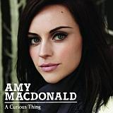 CD Cover Amy Macdonald / A Curious Thing