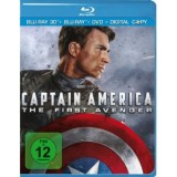 Bluray Cover von Captain America