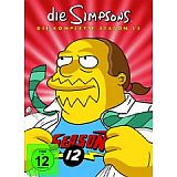 DVD Cover The Simpsons Season 12