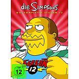 DVD Cover The Simpsons Season 12