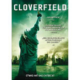 DVD Cover Cloverfield