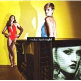 CD Cover: Moby / Last Night
