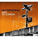 CD Cover  Rotersand / War on Error (Ltd.Ep)