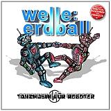 CD Cover Tanzmusik für Roboter