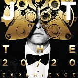 CD Cover von The 20/20 Experience