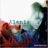 CD Cover Alanis Morissette / jagged little pill