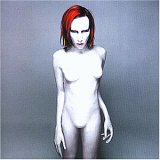 CD Cover Marilyn Manson / mechanical animals