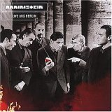 CD Cover Rammstein / Live in Berlin