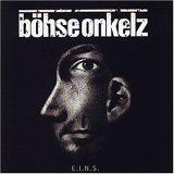 CD Cover der Onkelz CD E.I.N.S.