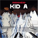 CD Cover Radiohead / KID A
