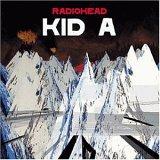 CD Cover Radiohead / KID A