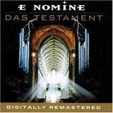 CD Cover von E Nomine