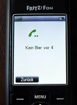 Telefondisplay