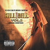 CD Cover Kill Bill Vol. 2