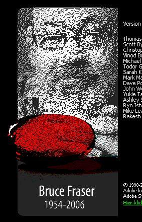 Bruce Fraser: 1954 - 2006
