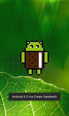 Easteregg auf Android 4