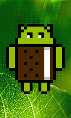 Großer Android