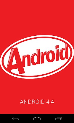 Android im KitKat Design
