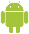Android Roboter