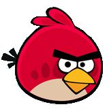 Angry Birds Vogel