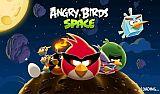 Angry Bird Startbildschirm