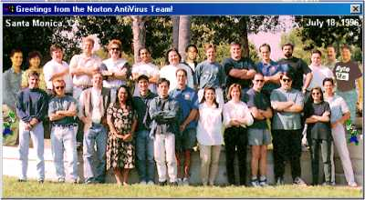 Norton AntiVirus Team