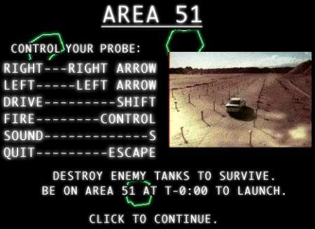 Minispiel im Bildschirmschoner