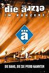 DVD Cover Die Ärzte - Die Band, die sie Pferd nannten