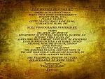 DVD Credits