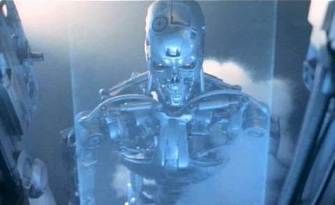 Ausschnitt aus dem Trailer zu Terminator 2