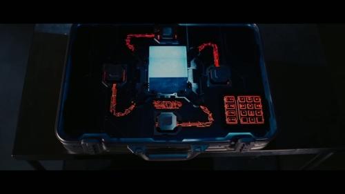 """Szenenbild mit """"Cosmic Cube"""" aus Thor"""