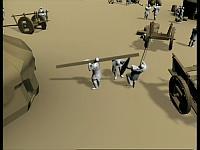 Ausschnitt aus den versteckten Animationen