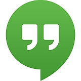 Logo von Google Hangout