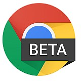 Google Chrome Beta Logo