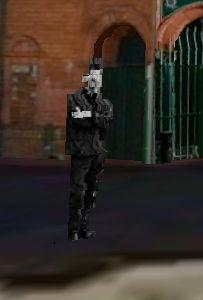 Screenshoot von Google Earth mit Morrissey