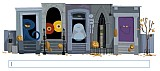 Google Halloween Logo 2012