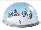 Google Doodle zum Winteranfang