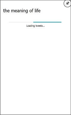 MetroTwit Suche