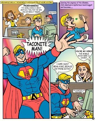 Taconite Man