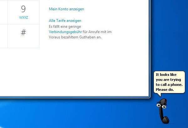 Easter Eggs Skype Mit Clippy Der Buroklammer